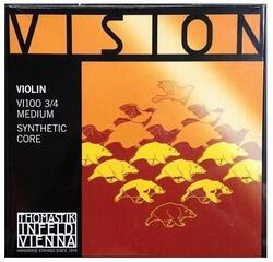 Thomastik VI100 Vision Violin String Set 3/4