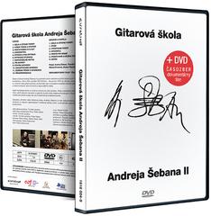 Andrej Šeban Gitarová škola II