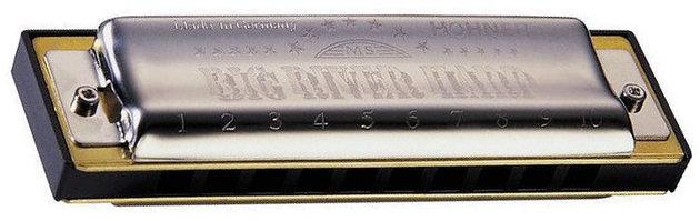 Hohner Big River Harp MS G