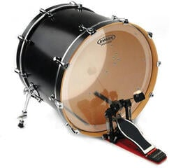 """Evans EQ4 Clear Bass 22"""" Drum Head"""