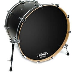 Evans 20'' EQ1 Resonant Black