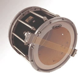 Evans 14'' MS3 Marching Snare Side Clear