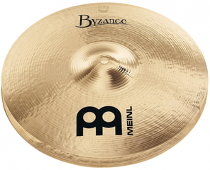 "Meinl Byzance 14"" Heavy Brilliant Hi-Hat"