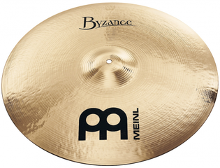 "Meinl Byzance 20"" Medium Brilliant Ride"