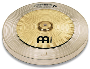 "Meinl Generation X 12"" Safari Hi-Hat"
