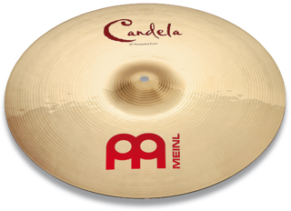 "Meinl Candela 16"" Crash"