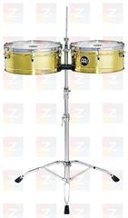 Meinl LC1 Brass Timbales Set