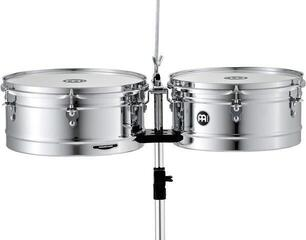 Meinl HT1314 Chrome Timbales