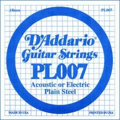 D'Addario PL 007