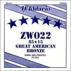 D'Addario ZW 022