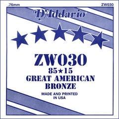 D'Addario ZW 030