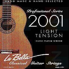 LaBella 2001 F Flamenco Strings
