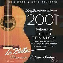 LaBella 2001 FL Flamenco Light