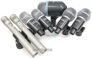 Soundking E07W Drum Microphone Kit (B-Stock) #926829