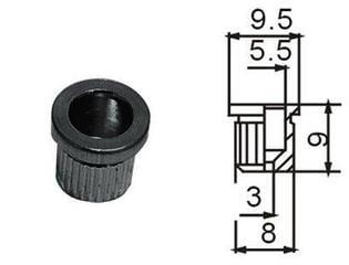 Dr.Parts SM 1 BK Černá