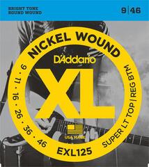 D'Addario EXL 125