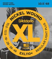 D'Addario EXL 110 PLUS