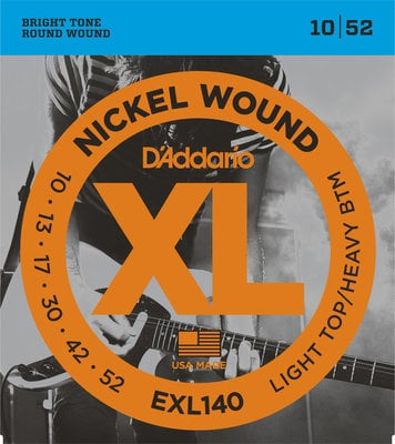 D'Addario EXL 140