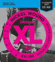 D'Addario EXL 150