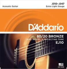 D'Addario EJ 10