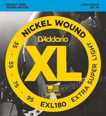 D'Addario EXL 180