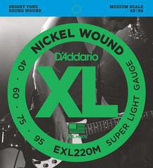 D'Addario EXL 220 M