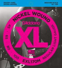 D'Addario EXL 170 M
