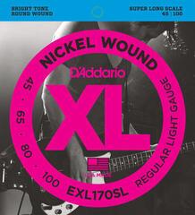 D'Addario EXL 170 SL