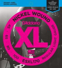 D'Addario ESXL 170