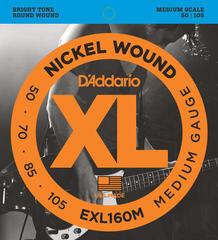 D'Addario EXL 160 M