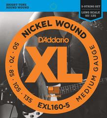 D'Addario EXL 160 5