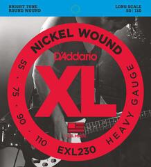 D'Addario EXL 230