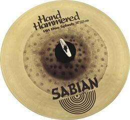 Sabian 11065 10 DUO SPLASH