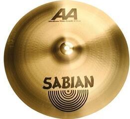 Sabian 21607 16 MEDIUM-THIN CRASH