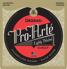 D'Addario EJ45-LP ProArte Laser Selected Nylon Trebles Normal