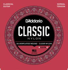 D'Addario EJ27-N Classic Rectified Nylon Trebles