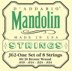 D'Addario J62 Mandolin Strings