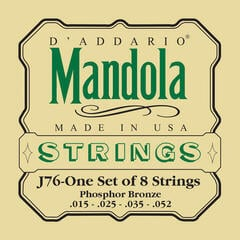 D'Addario J76 Mandolin Strings
