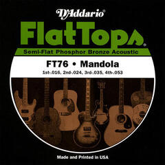 D'Addario FT-76 Mandolin Strings