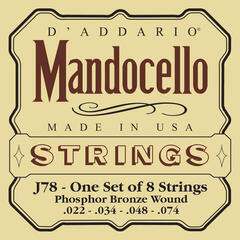 D'Addario J78 Mandolin Strings