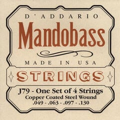 D'Addario J79 Mandolin Strings