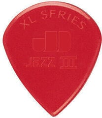 Dunlop 47R XL R Jazz III XL Red Nylon