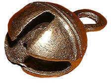 Terre Bell middleage brass 35mm V1