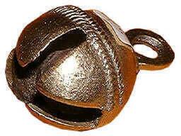 Terre Bell middleage brass 30mm V1