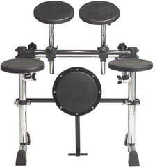Gibraltar GP08 5 Piece Practice Pad Kit on Gibraltar Rack