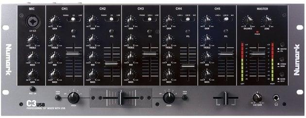 Numark C3-USB 5-Channel mix