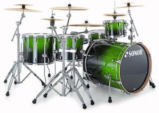 Sonor Essential Force Stage S Drive Green Fade