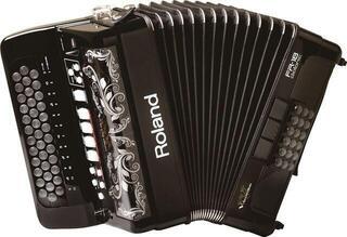 Roland FR18D-BK V-Accordion Diatonic Black