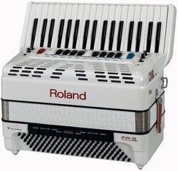 Roland FR 3S White V-Accordion