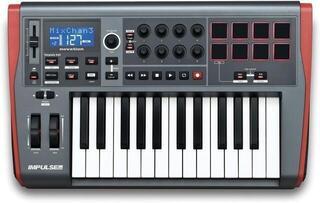 Novation Impulse 25 Claviatură MIDI